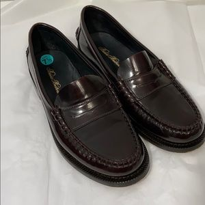 Brooks Brothers Leather Penny Loafers Size 7.5